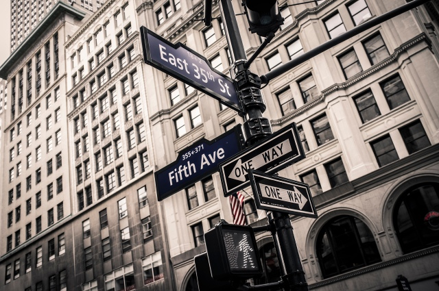new-york-signpost